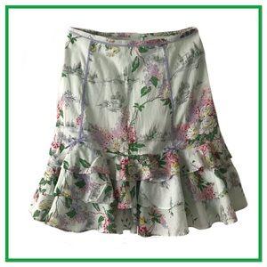 Odille (Anthropologie) skirt